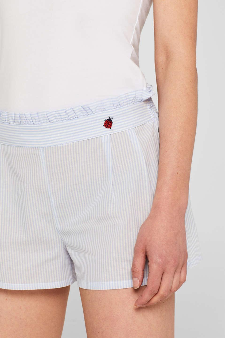 Nightpants, PASTEL BLUE, detail image number 2