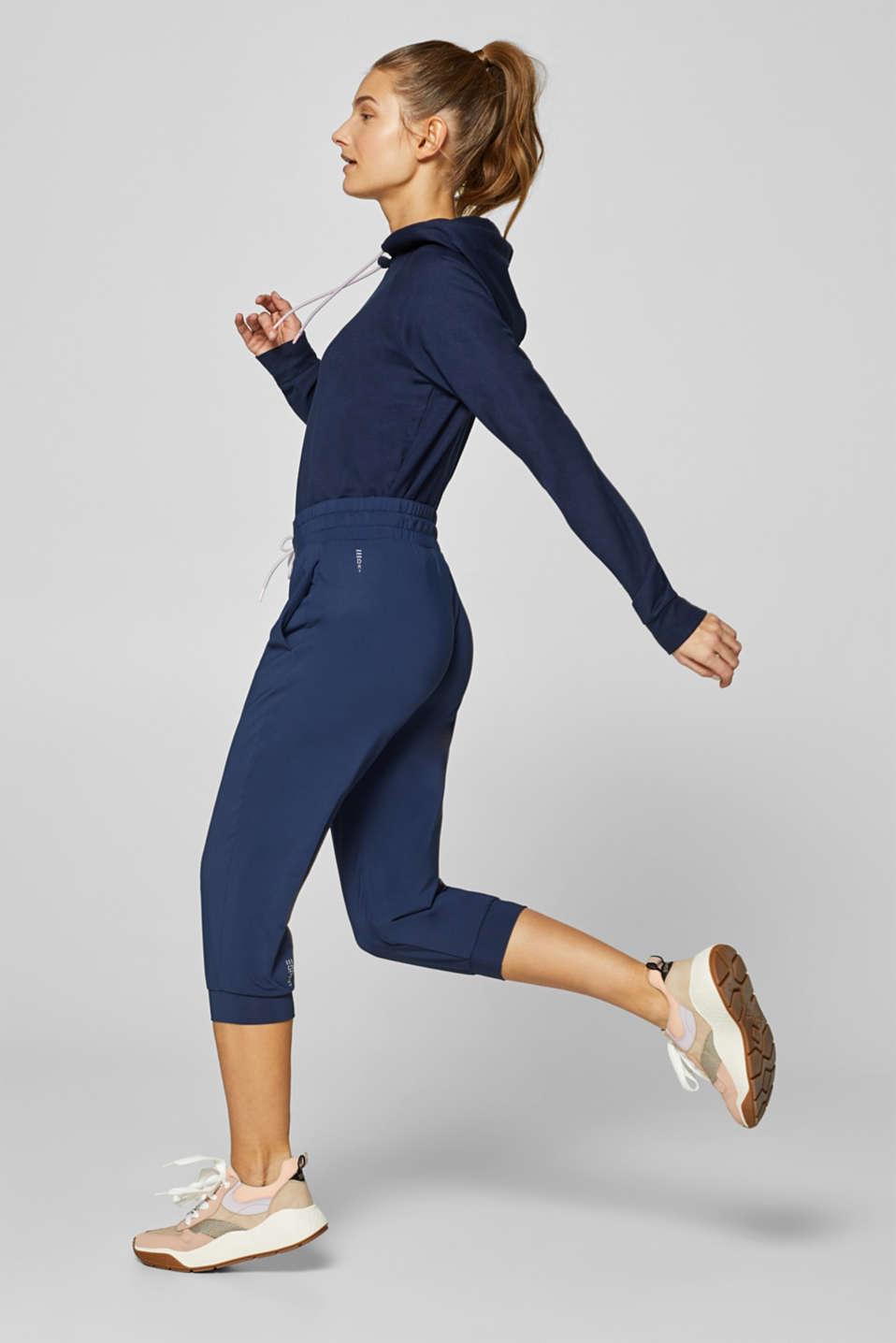 Esprit Capri Pants aus Jersey Stretch, E DRY im Online