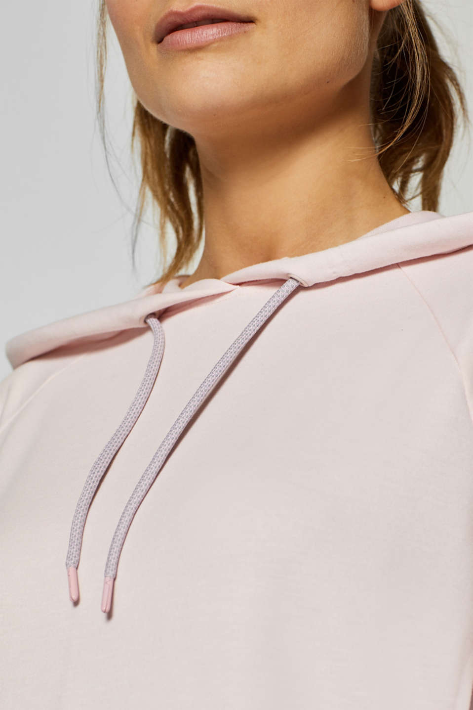 Sweatshirts, LIGHT PINK, detail image number 1