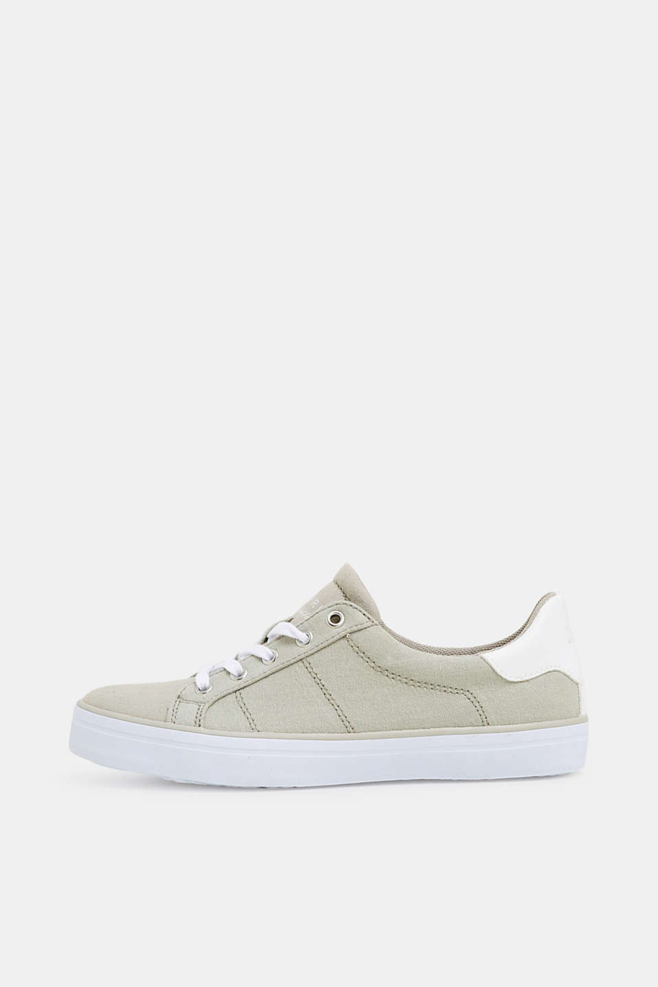 Basic canvas trainers