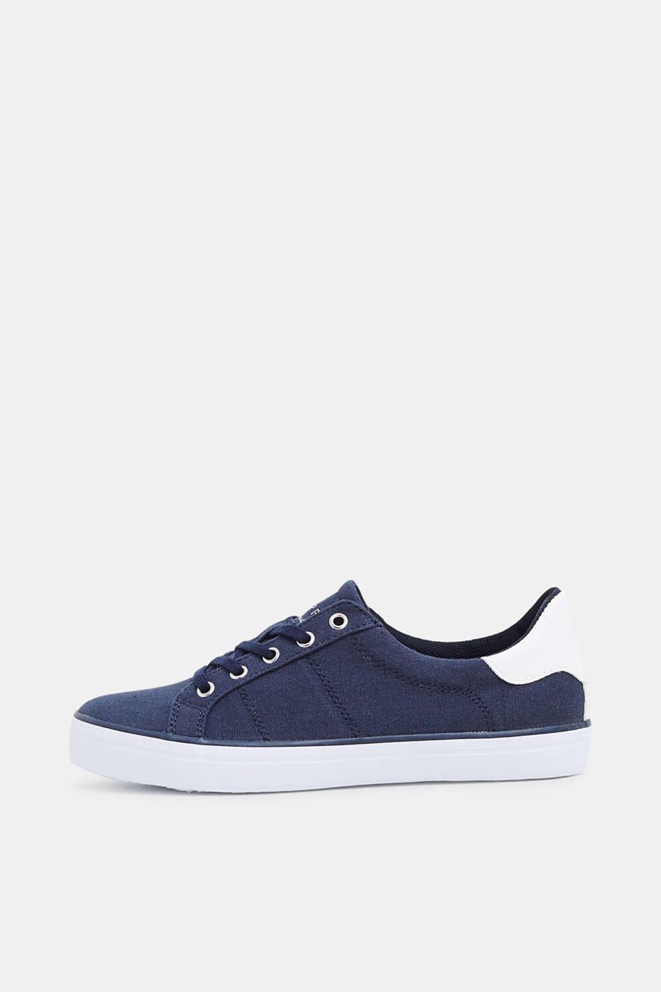 Esprit - Basic-Sneaker aus Canvas