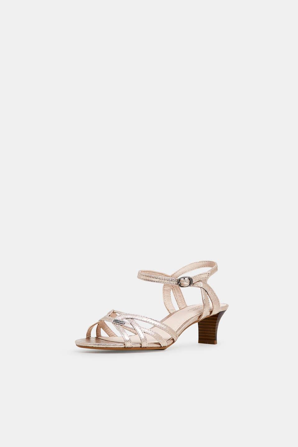 Formal Shoes textile, SKIN BEIGE, detail image number 1