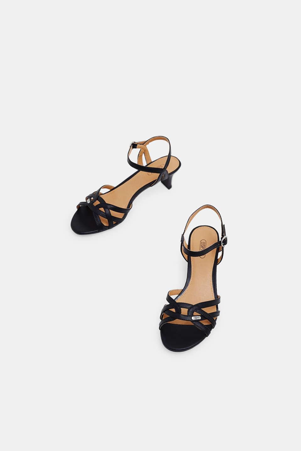 Formal Shoes others, BLACK, detail image number 6
