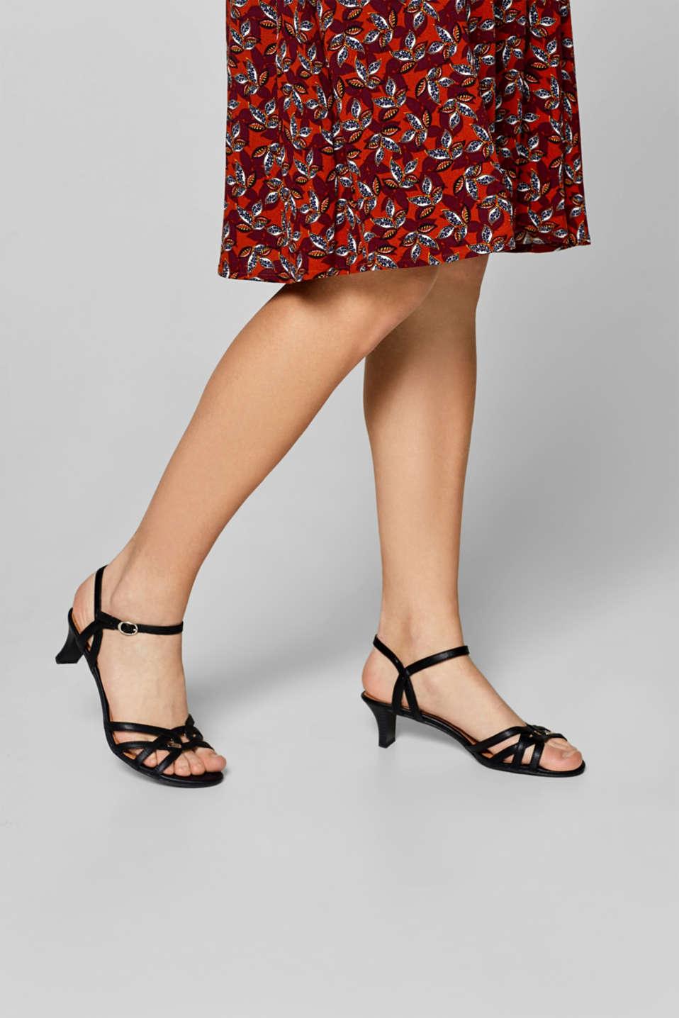 Formal Shoes others, BLACK, detail image number 3