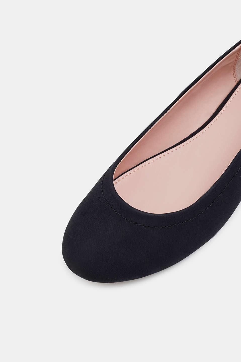 Formal Shoes others, BLACK, detail image number 4