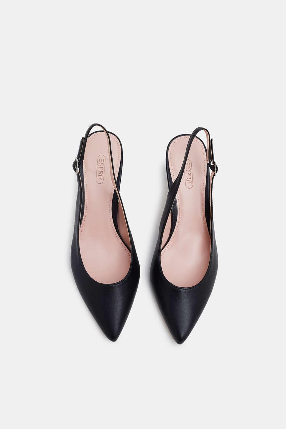 Formal Shoes others, BLACK, detail image number 1