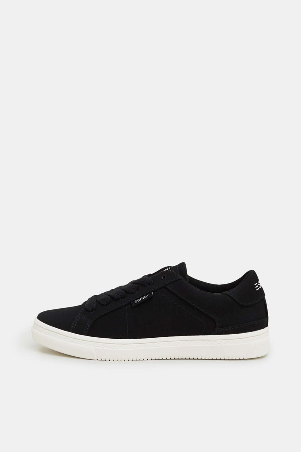 Esprit - Canvas trainers, 100% cotton