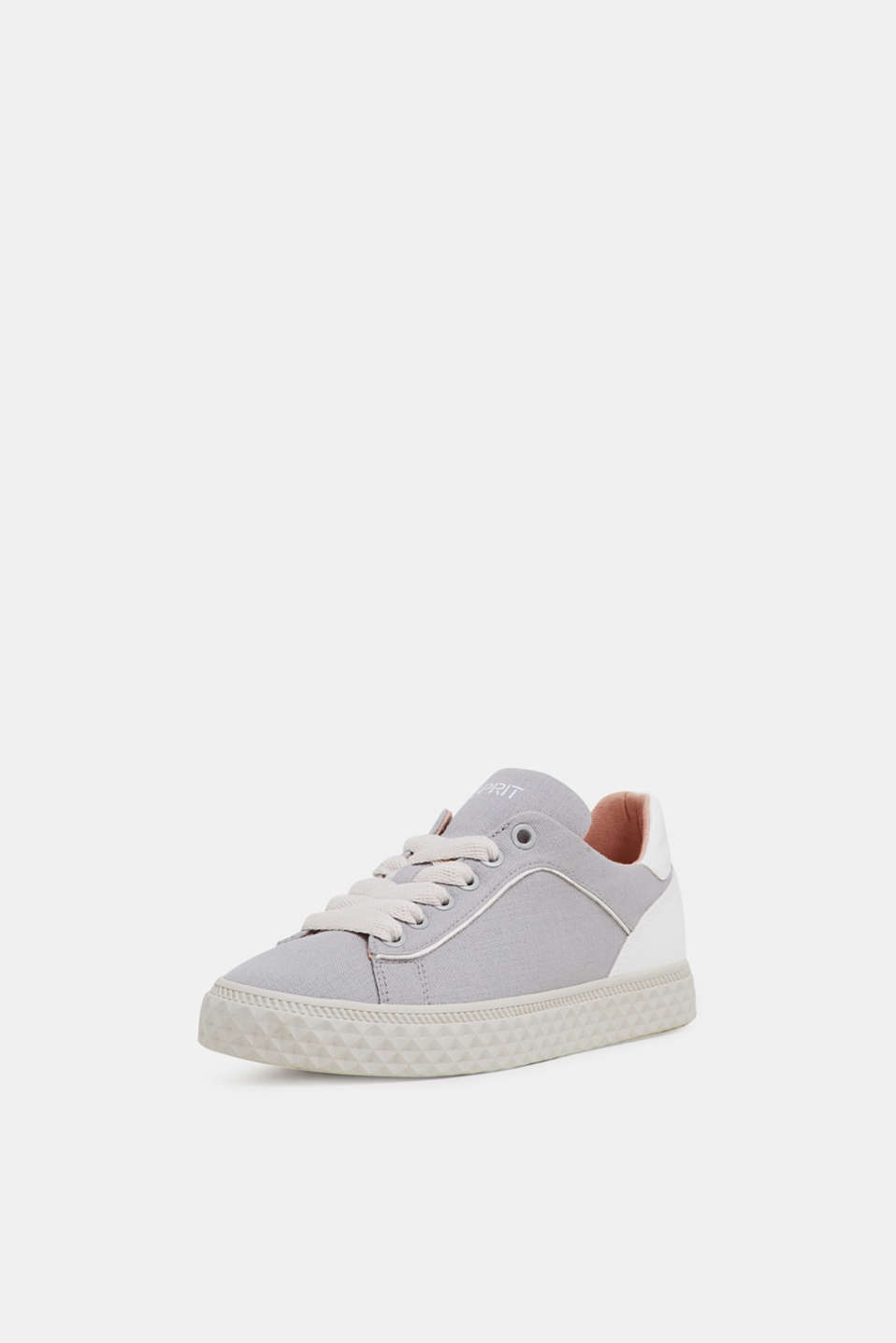 Casual Shoes textile, MEDIUM GREY, detail image number 2
