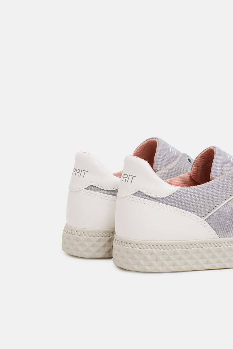 Casual Shoes textile, MEDIUM GREY, detail image number 5