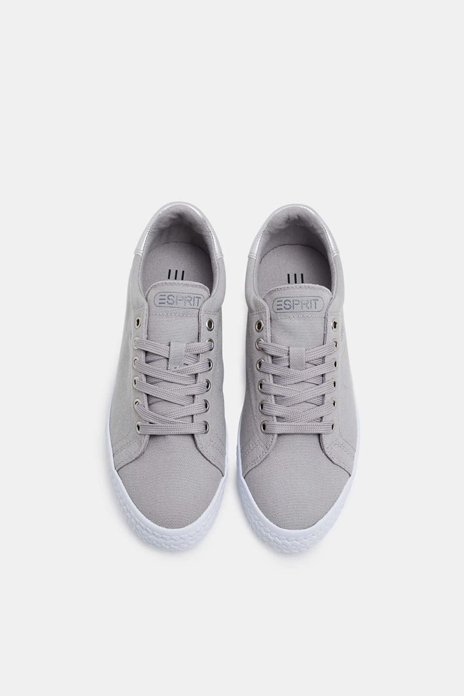 Casual Shoes textile, MEDIUM GREY, detail image number 1