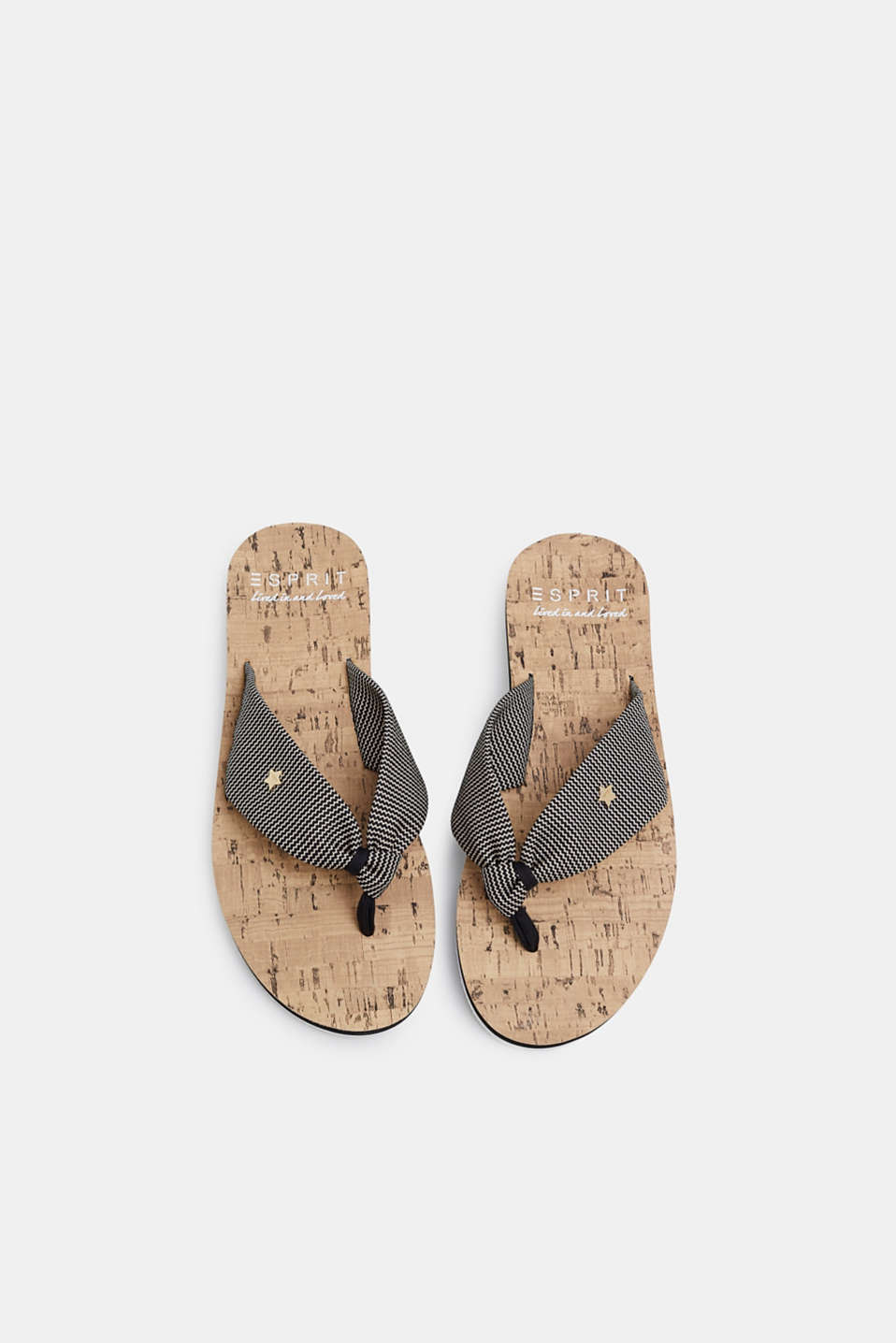 Various Shoes textile, BLACK, detail image number 1