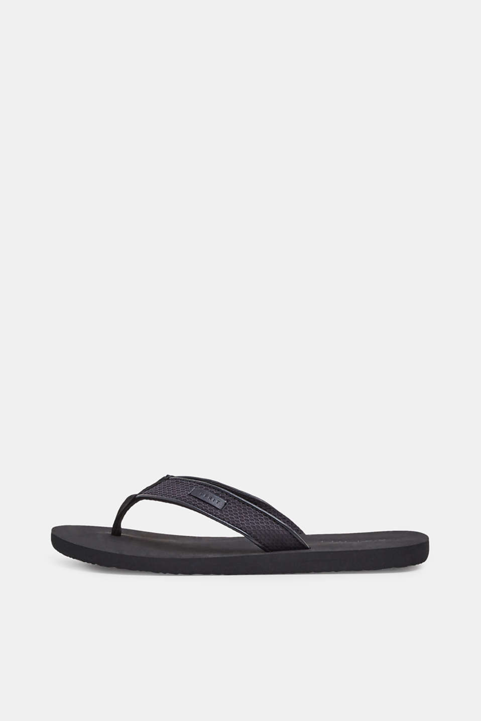 Esprit - Thong sandals with a wide strap