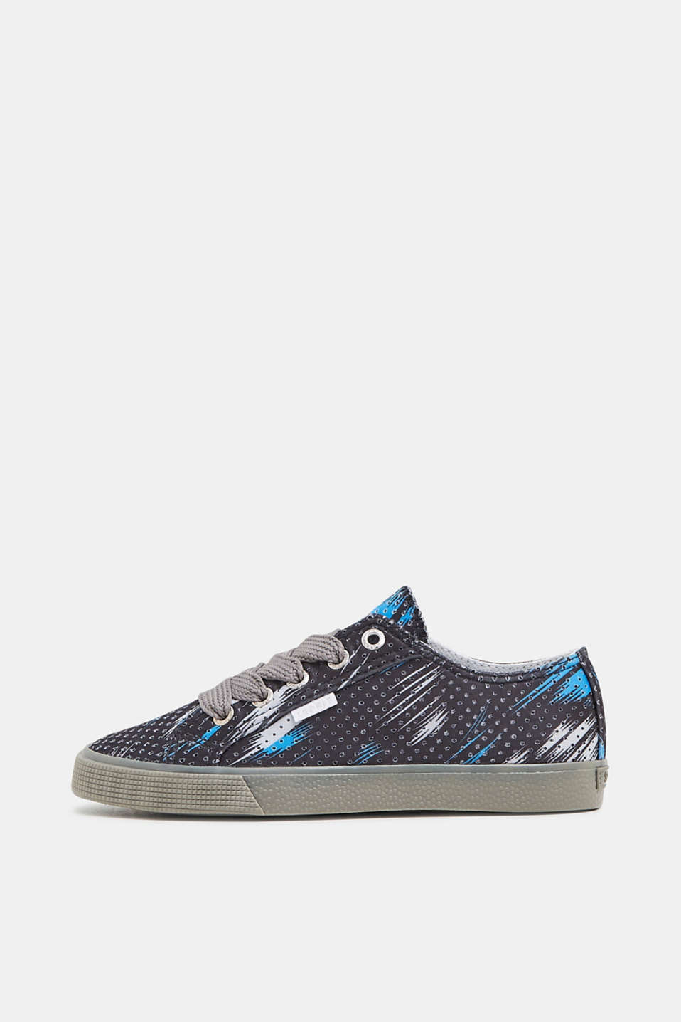Esprit - Trainers with a painting print