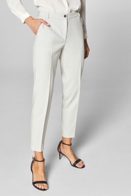 9d6c8e18bb4 Esprit - SPRING TWILL Mix + Match stretchbukser i Esprits Online-Shop