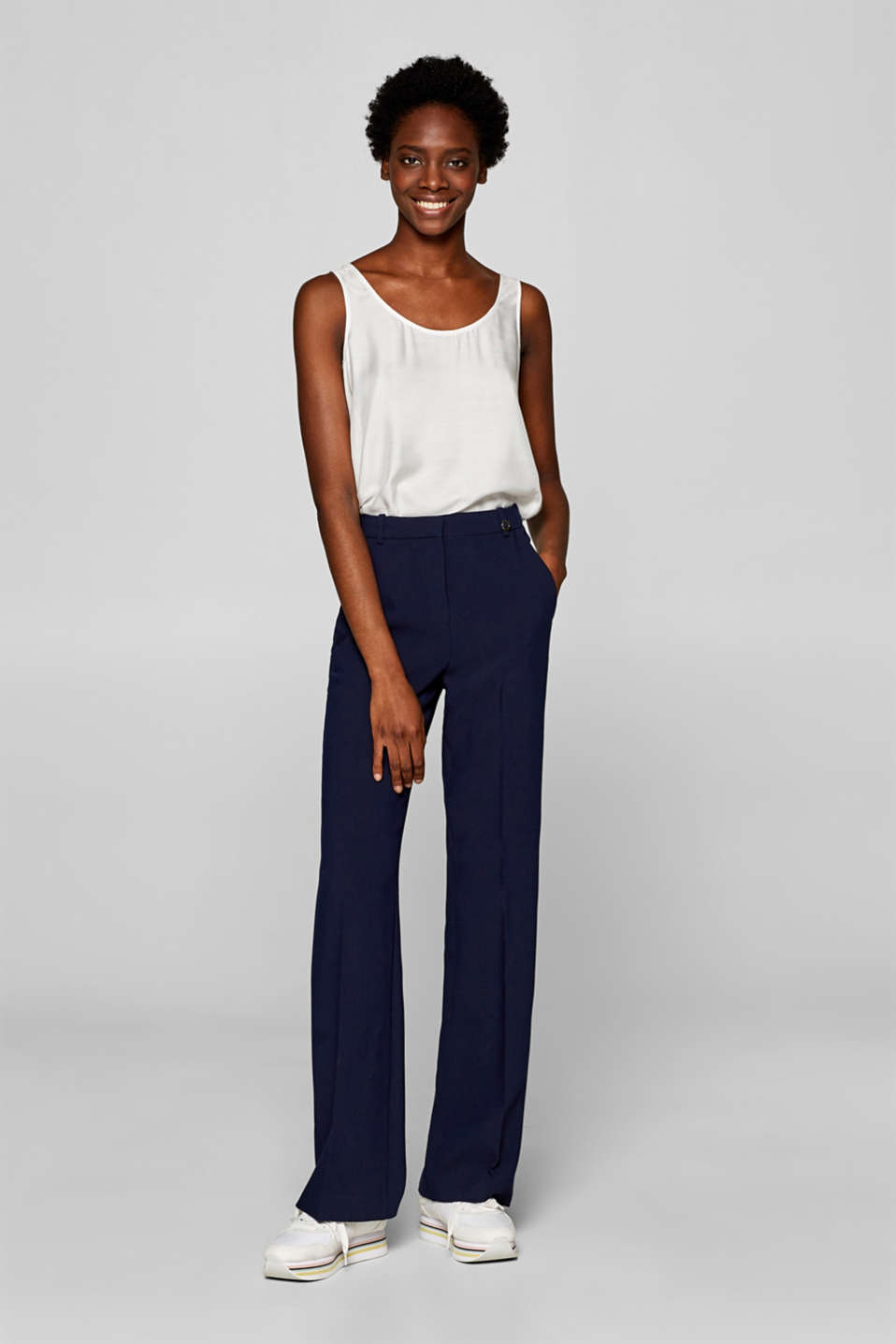 Esprit - SOFT STRUCTURE Mix + Match Stretch-Hose