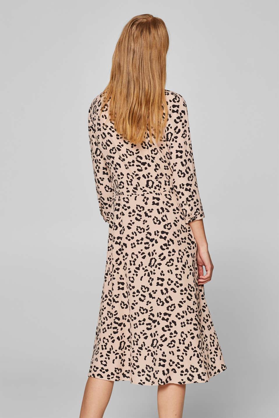Dresses light woven, BEIGE, detail image number 2