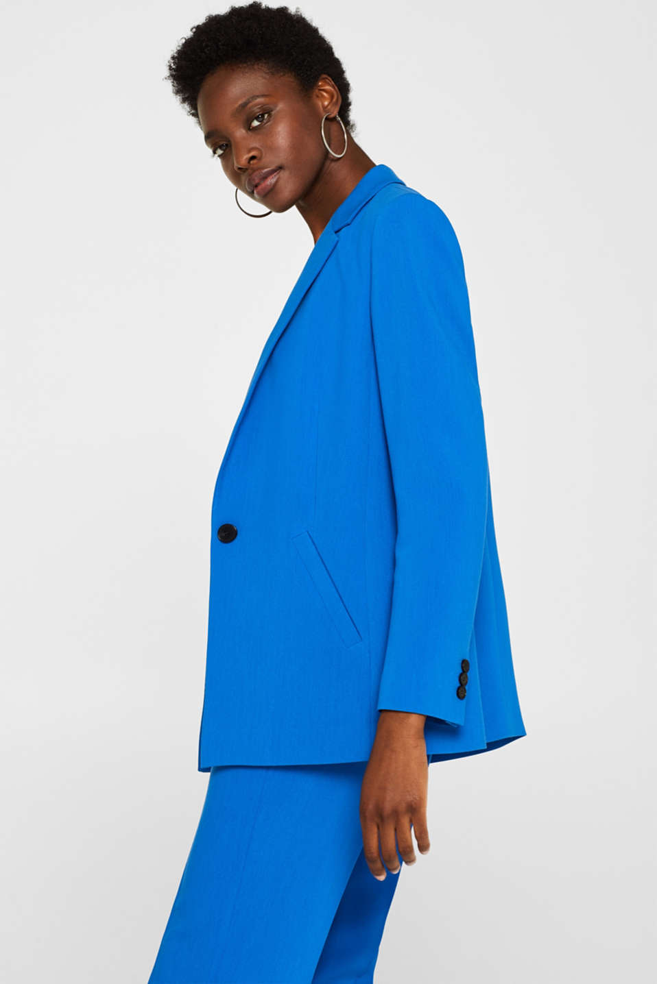 Esprit - SOFT STRUCTURE Mix + Match stretchblazer
