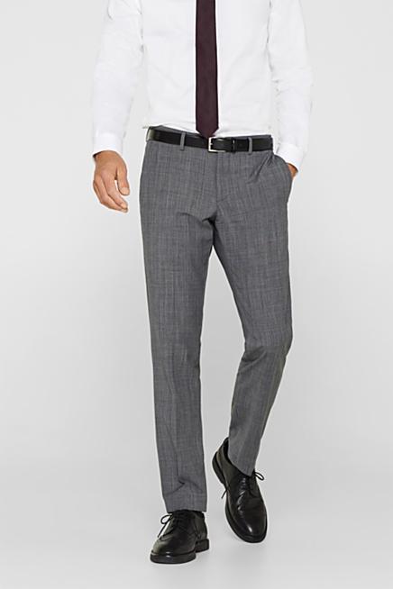 7618f2e998 Esprit – Pánské oblekové kalhoty k zakoupení v online obchodě