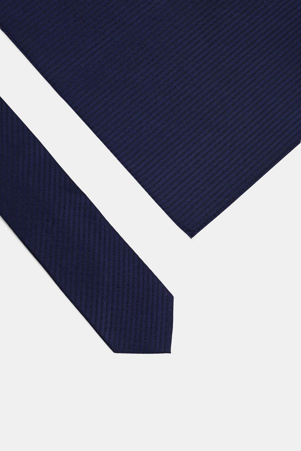 Ties, NAVY, detail image number 2