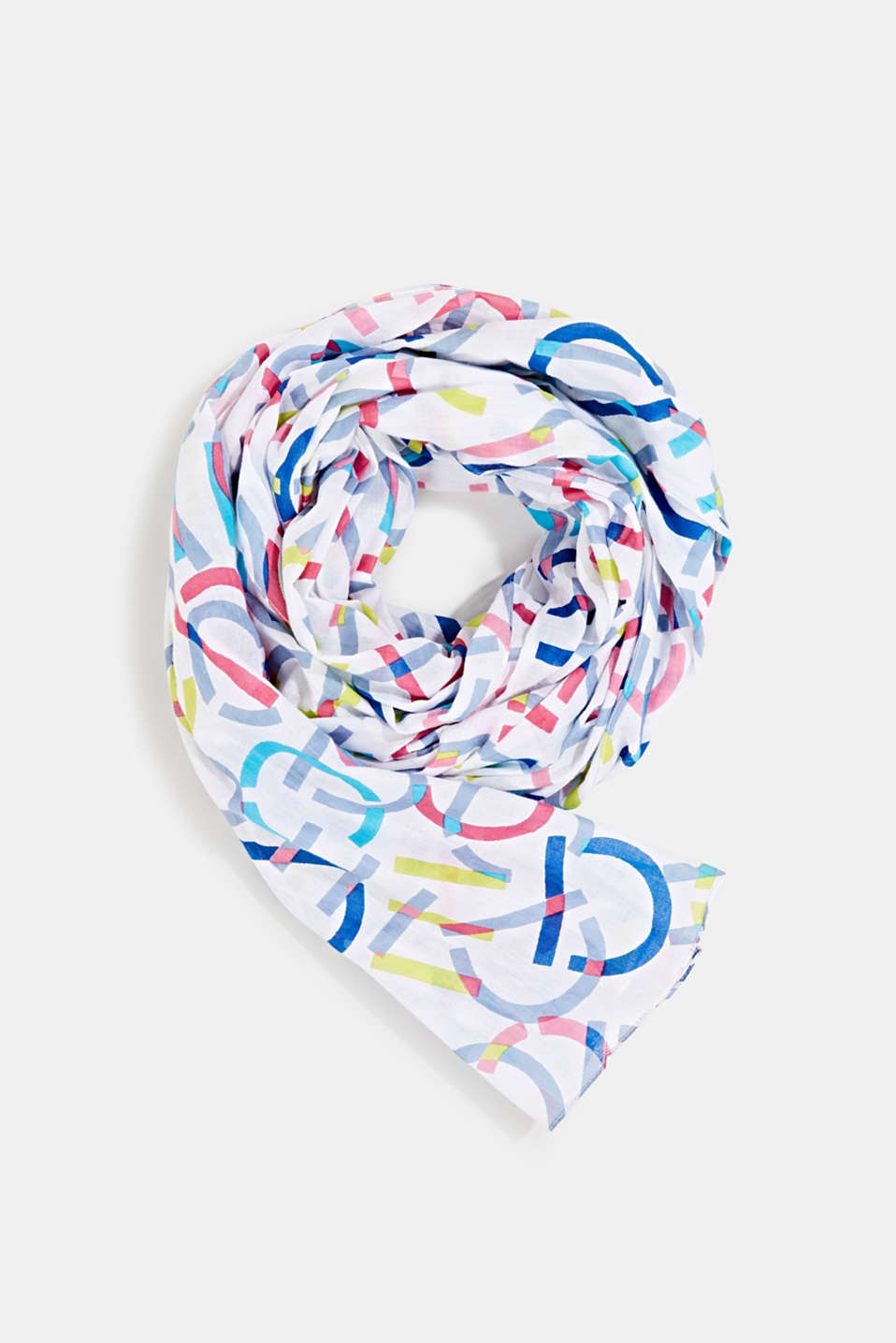 edc - Scarf made of 100% organic cotton