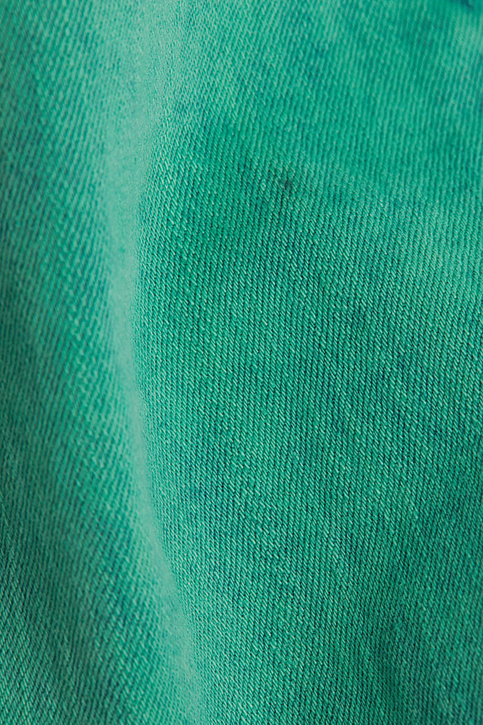Skinny stretch jeans, GREEN, detail image number 4