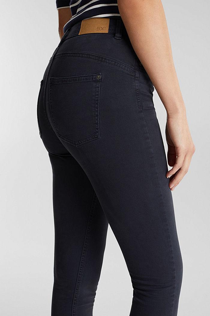 Pantalon corsaire super stretch, NAVY, detail image number 2