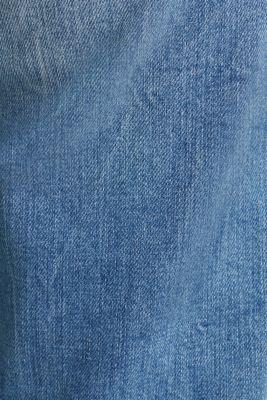 Jeans with vintage details, BLUE LIGHT WASH, detail