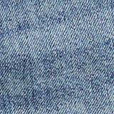 Shorts med hög midja, denim, BLUE LIGHT WASHED, swatch