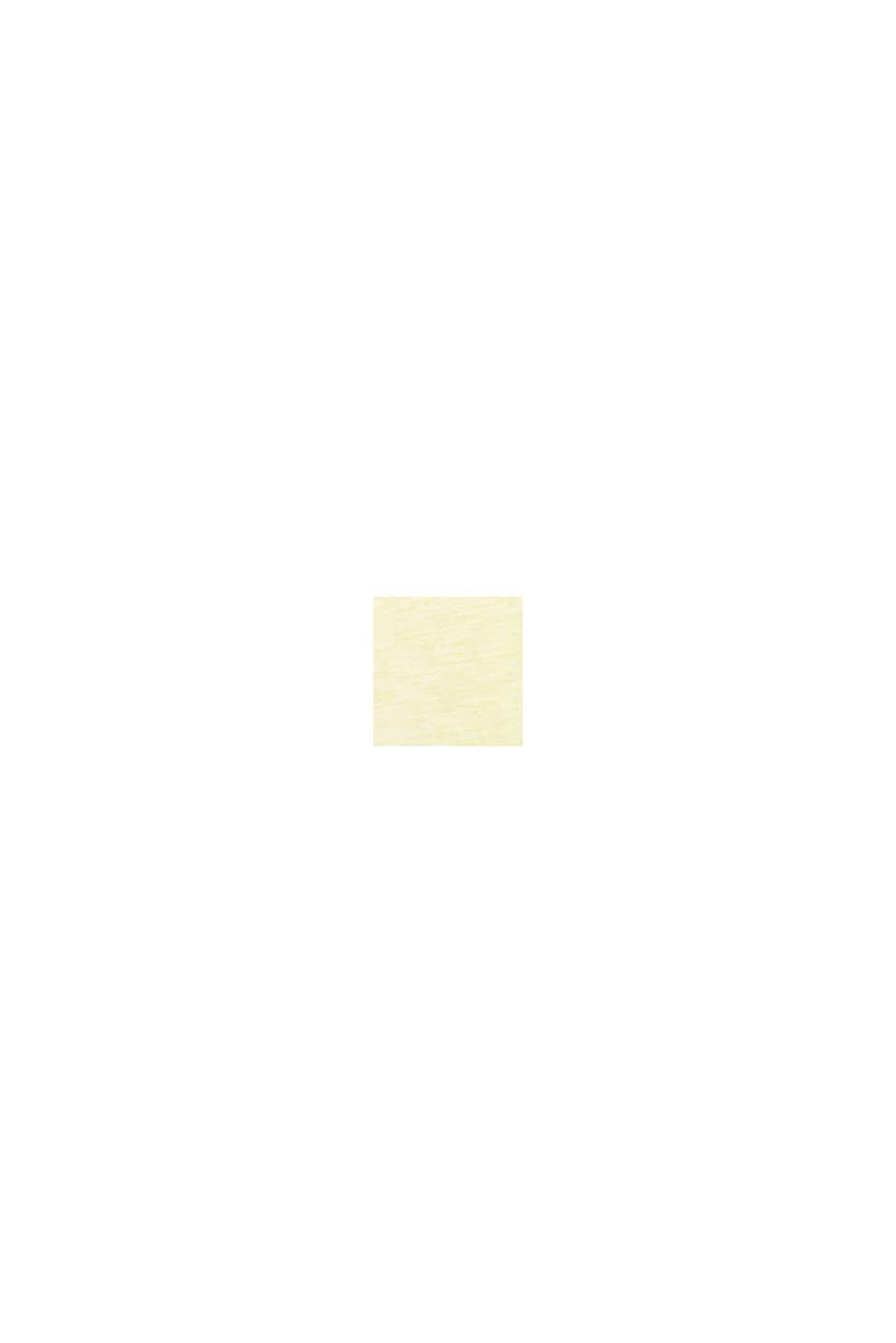 Baumwoll-Jersey-Kleid, CITRUS GREEN, swatch