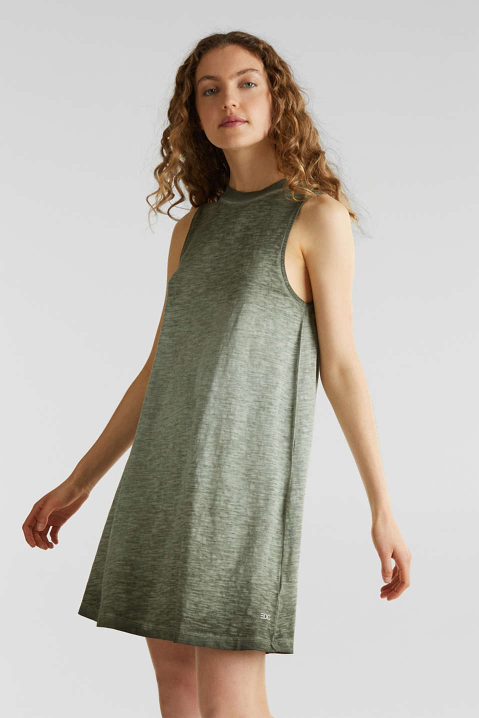 edc - Cotton jersey dress