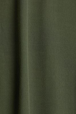 Dress with LENZING™ ECOVERO, KHAKI GREEN, detail
