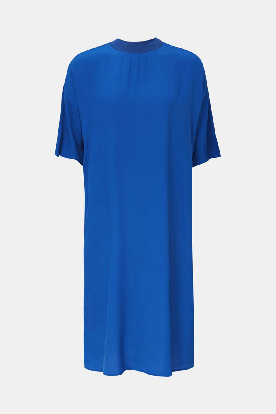 Dress with LENZING™ ECOVERO, BRIGHT BLUE, detail image number 7