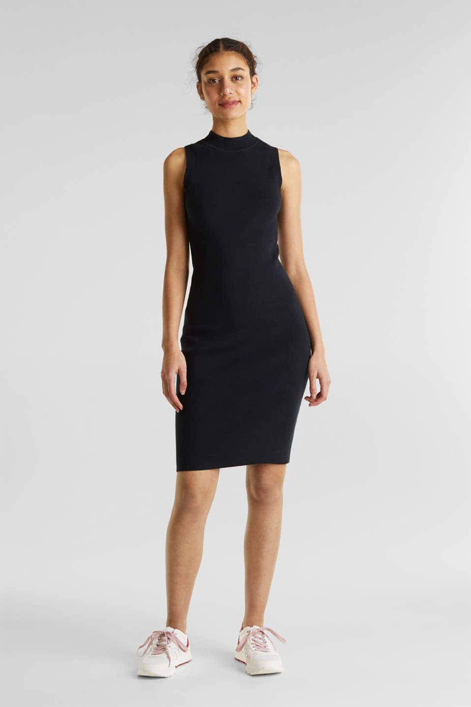 edc - Ribbed knit dress