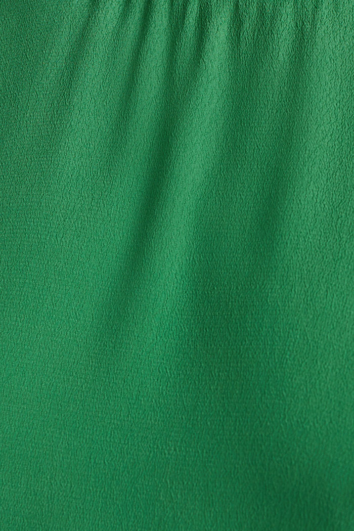 Bluse, LENZING™ ECOVERO™, GREEN, detail image number 4