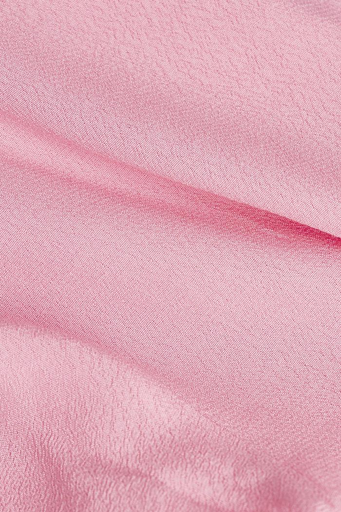 Bluse, LENZING™ ECOVERO™, PINK, detail image number 4