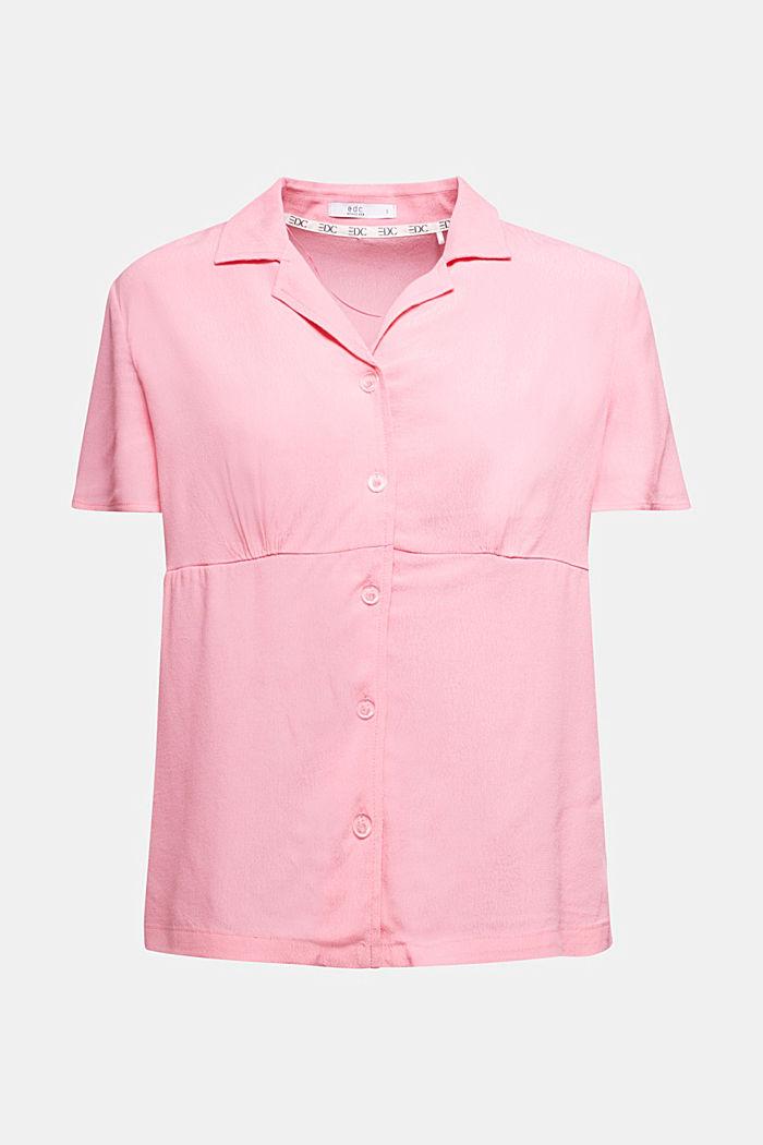 Bluse, LENZING™ ECOVERO™, PINK, detail image number 5