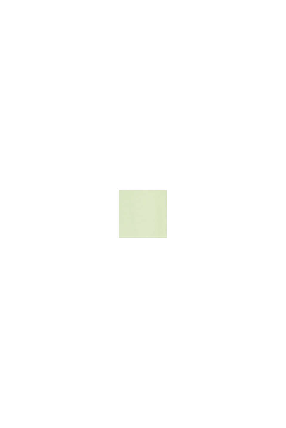 Blouse, LENZING™ ECOVERO™, LIME YELLOW, swatch
