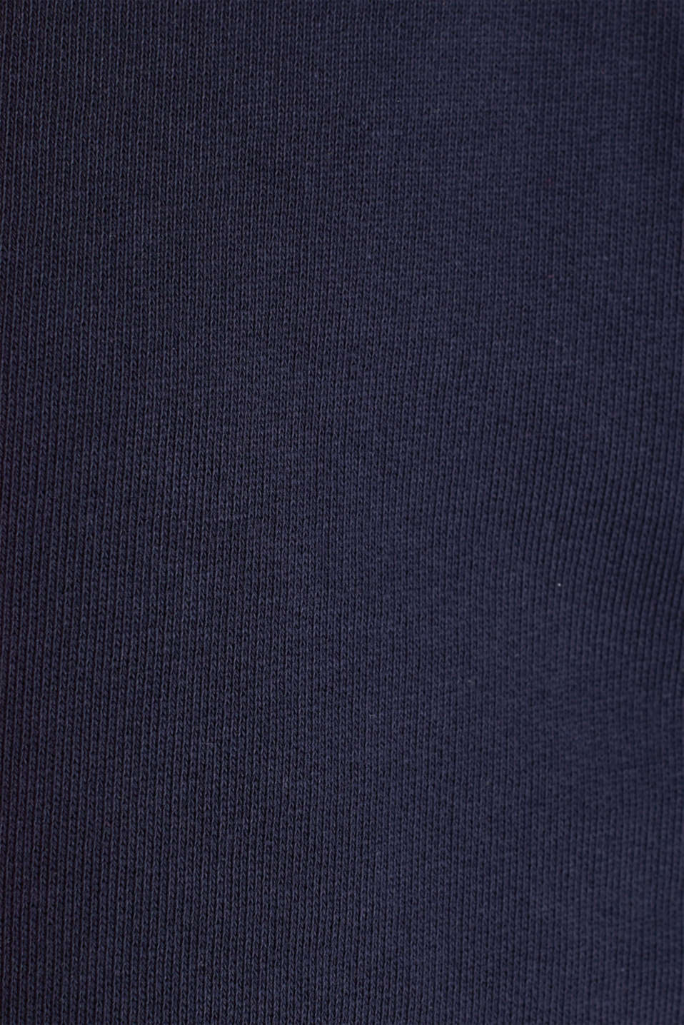 Cardigan, 100% cotton, NAVY, detail image number 4