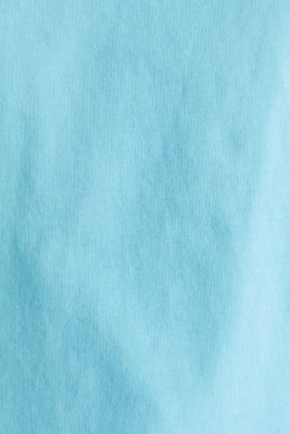 Loose-cut top, TURQUOISE, detail
