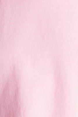 Loose-cut top, PINK, detail