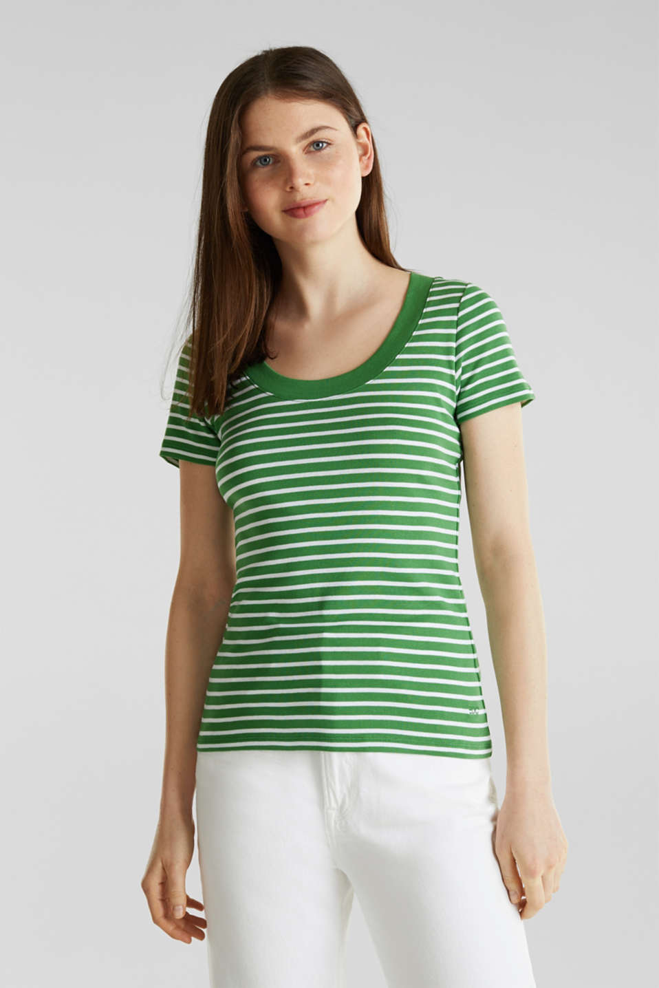 edc - Shirt met organic cotton