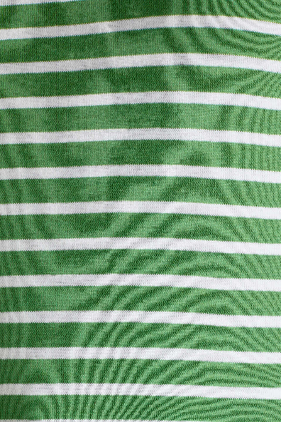 T-shirt containing organic cotton, GREEN 4, detail image number 3
