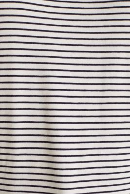 Striped T-shirt with stretch, OFF WHITE 2, detail