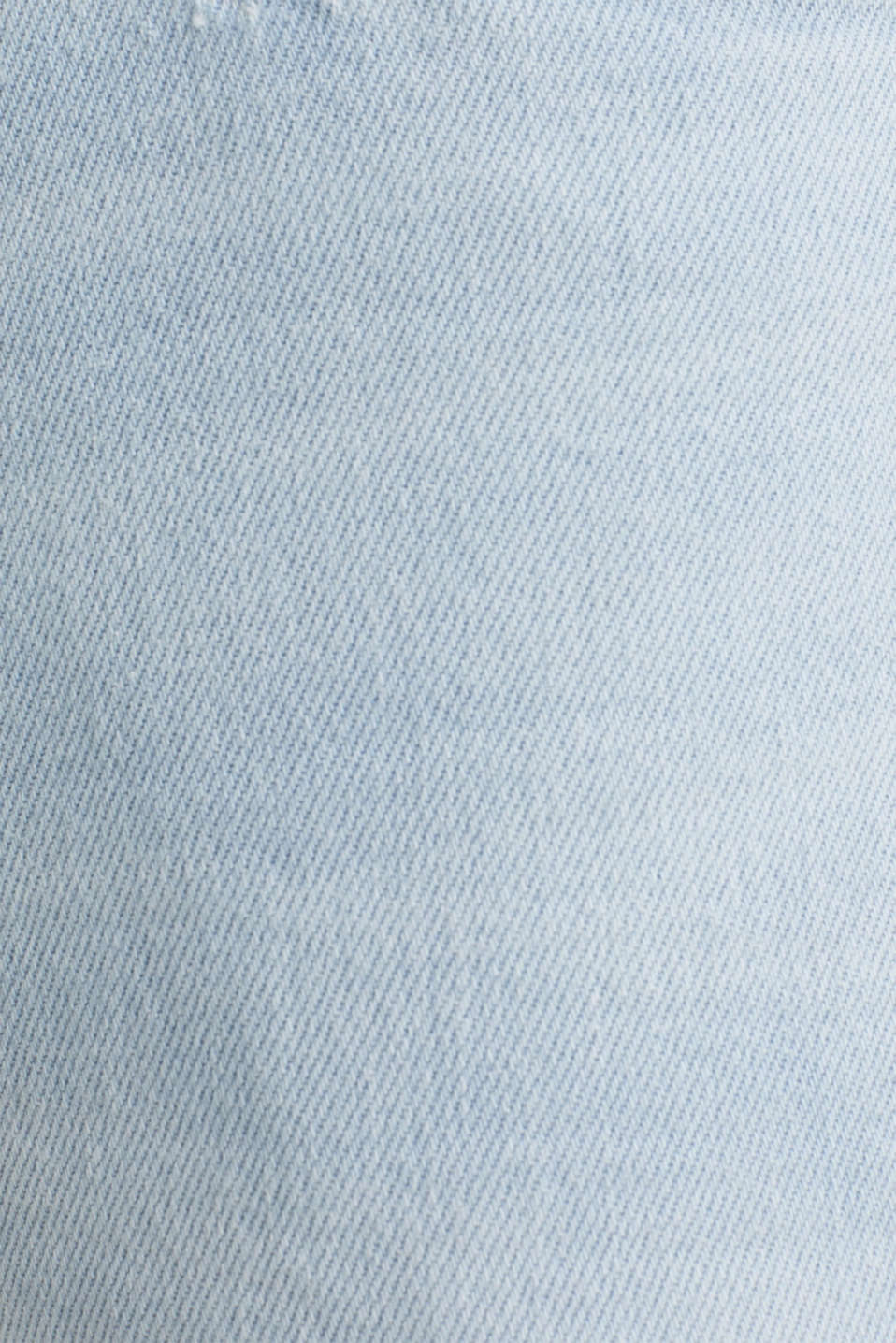 Ankle-length jeans containing organic cotton, BLUE BLEACHED, detail image number 4