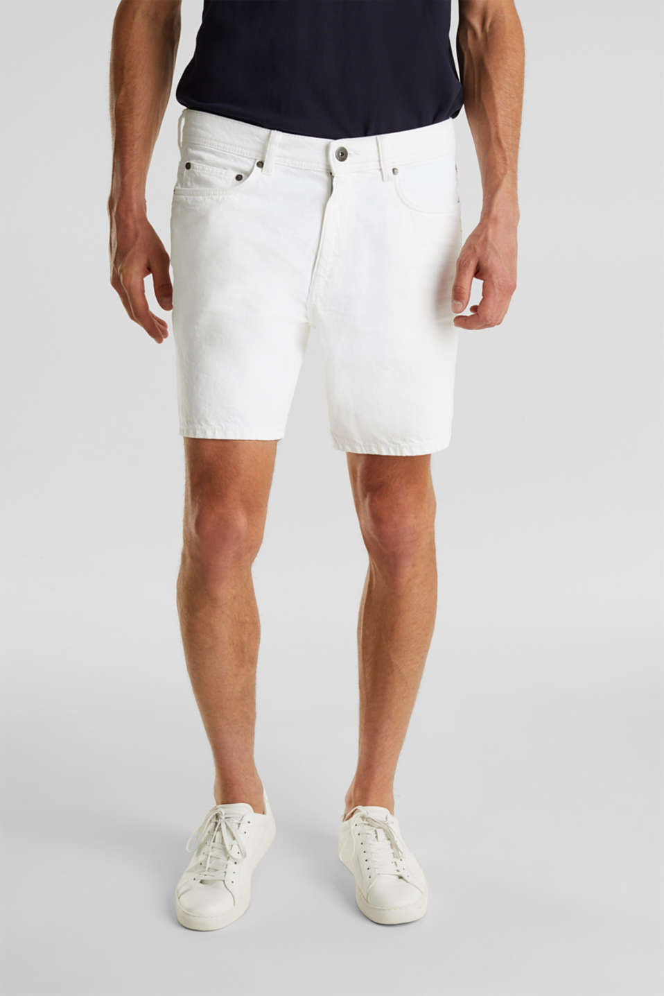 edc - Short met organic cotton