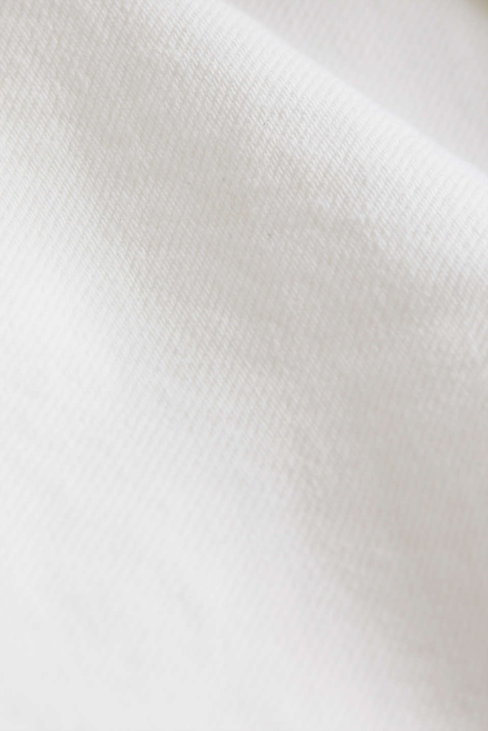 Shorts with organic cotton, WHITE, detail image number 5