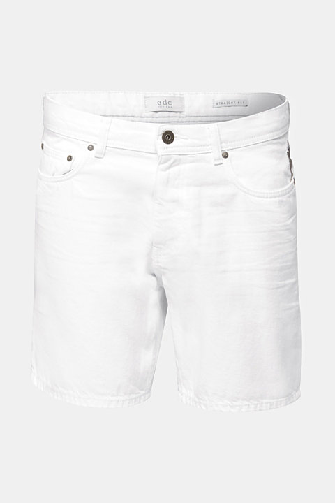 Shorts with organic cotton