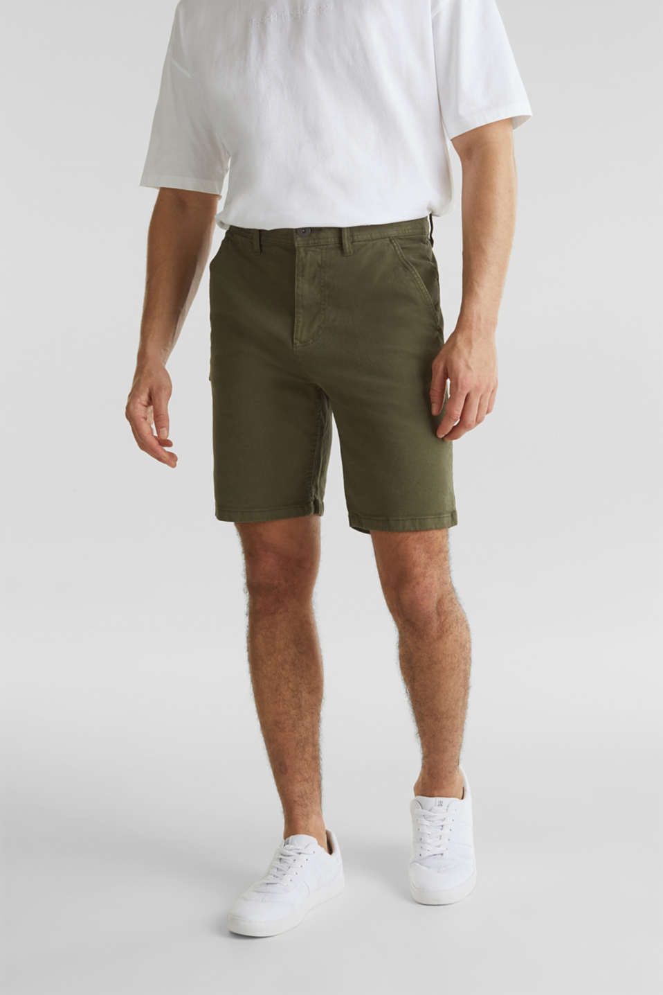 edc - Cargo-Shorts mit Stretch