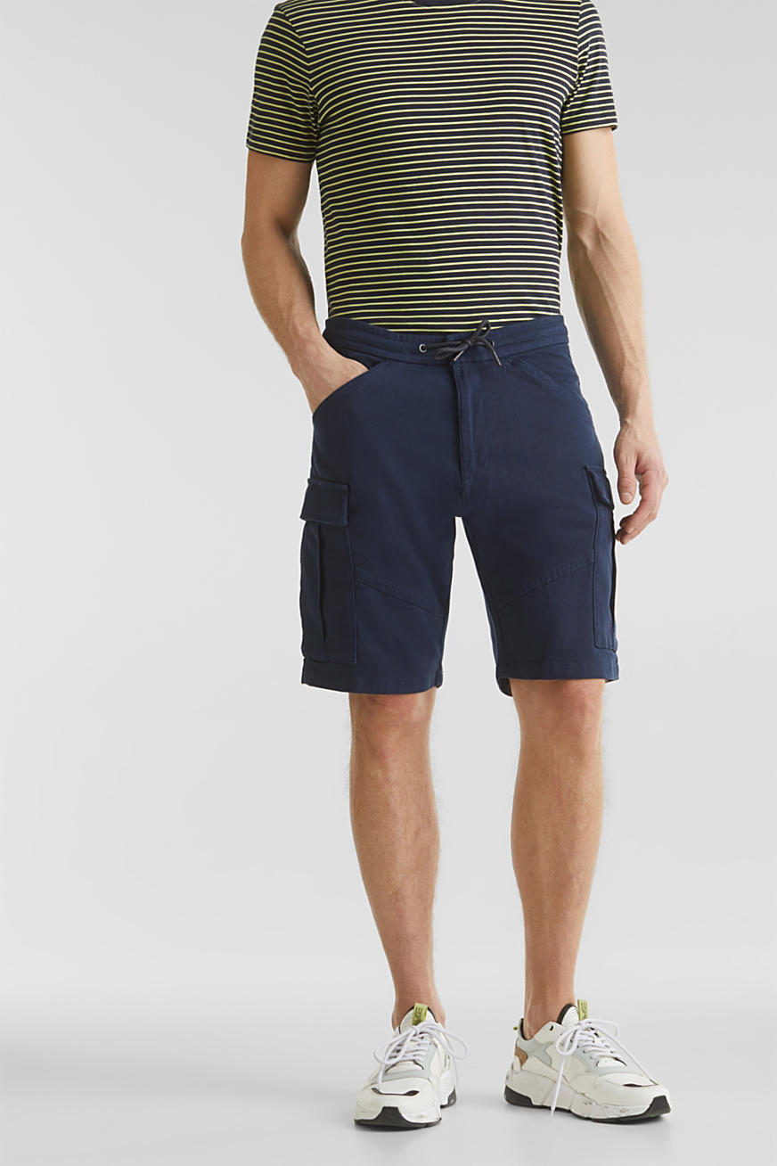 Cargo-Shorts mit Organic Cotton