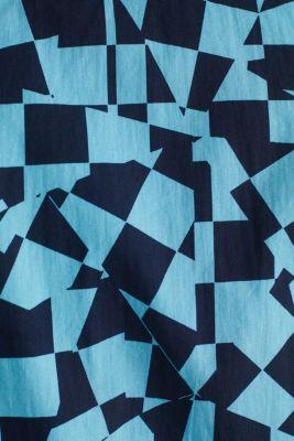 Short sleeve shirt, 100% cotton, LIGHT BLUE 4, detail